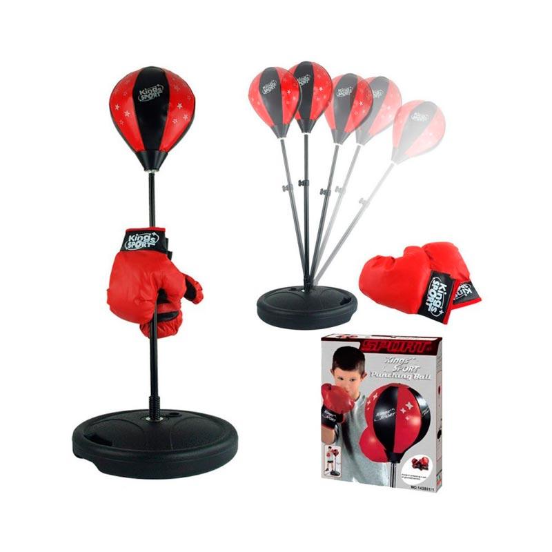 Набор боксёрский груша с перчатками Boxing Set 95-140 см. Арт. 567644